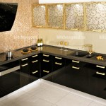 кухонный гарнитур, кухня, арт-деко, пластик, акрил, образцы кухни, фото
