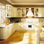 кухня в стиле Прованс, образцы кухонных гарнитуров,