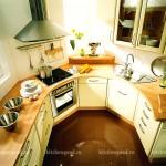 кухня кантри стиль, образцы кухонных гарнитуров,