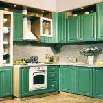 кухонный гарнутур кантри, образцы кухонных гарнитуров,