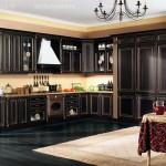 Кухонный гарнитур Классика угловой, фото, цена