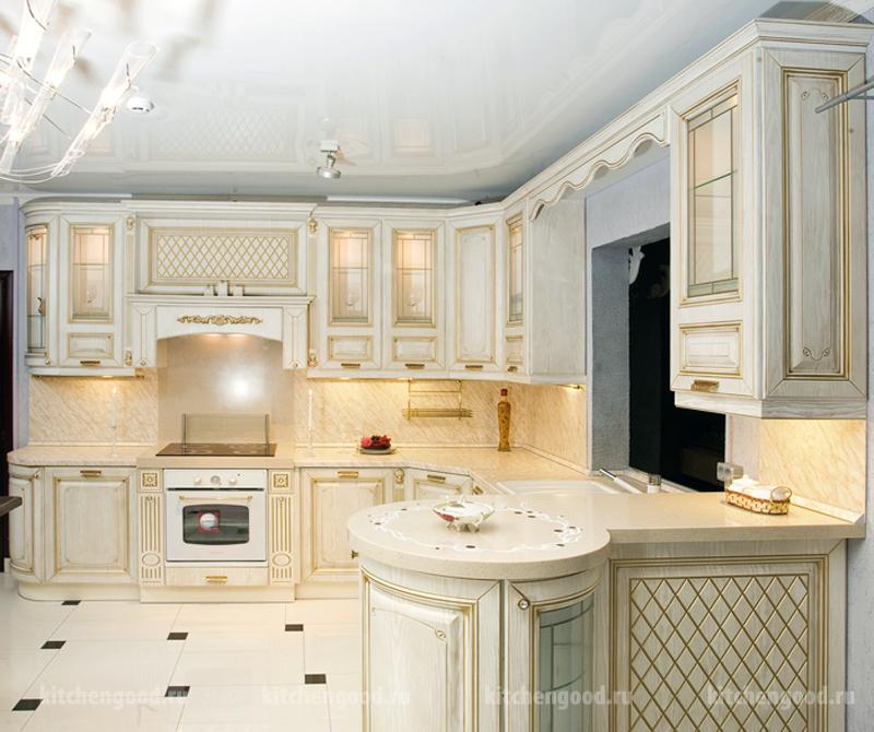 кухня Классика 005 kitchengood.ru