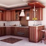 Кухня Классика П-образная, фото, цены