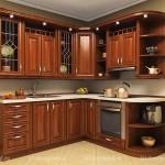 Кухонный гарнитур, Классика, массив, дерево, фото, цены