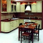 кухня Классика угловая, фото, цены