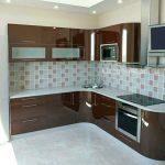 Кухня из пластика Arpa Хай-ТекХай-Тек модель 013Цена 72 200 рублей.