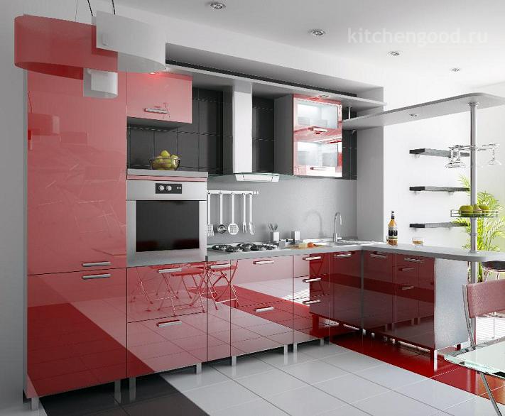 Кухонный гарнитур Лофт Alvic Luxe