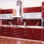 Кухонный гарнитур в стиле Модерн пластик Арпа