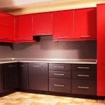 кухня в стиле кантри, образцы кухонных гарнитуров, фото
