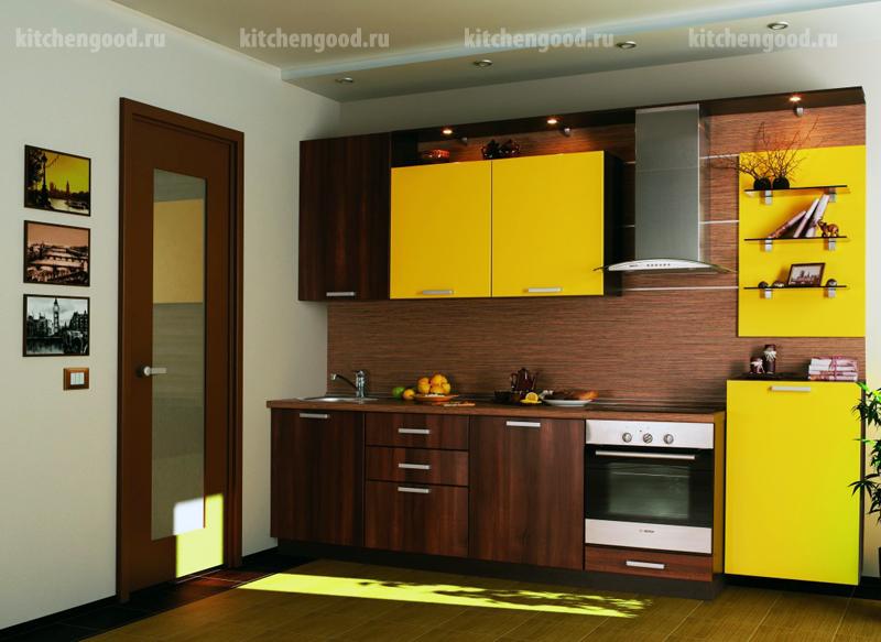 кухня Модерн образец фото