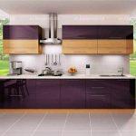 Современный кухонный гарнитур кухни Модерн