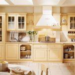 кухонный гарнитур кухни Прованс