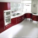 Мебель для кухни Хай-Тек, кухонный гарнитур образец, фото