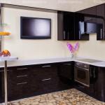 кухня Хай-Тек, образец, фото