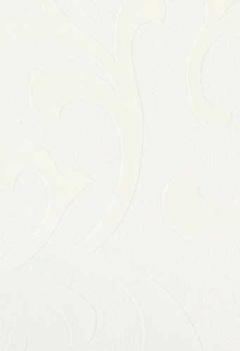 Пленка ПВХ декор аркадия белая