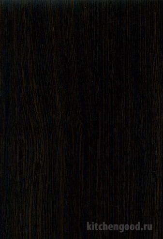 Пленка ПВХ матовая Венге темный - материалы кухни МДФ