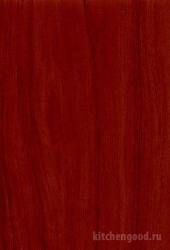 Пленка ПВХ матовая Вишня 4 - материалы кухни МДФ
