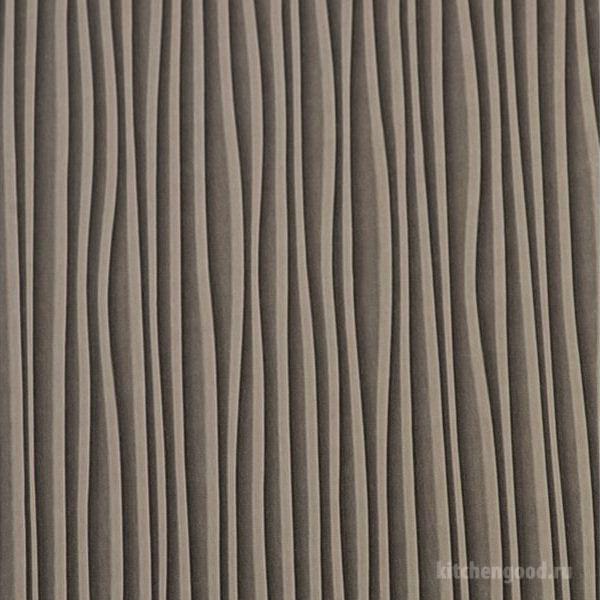 Волна белая глянец Alvic Luxe Алвик Люкс материалы фасад кухни образцы фото