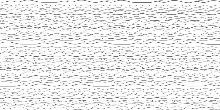акрил волны белые образцы фото