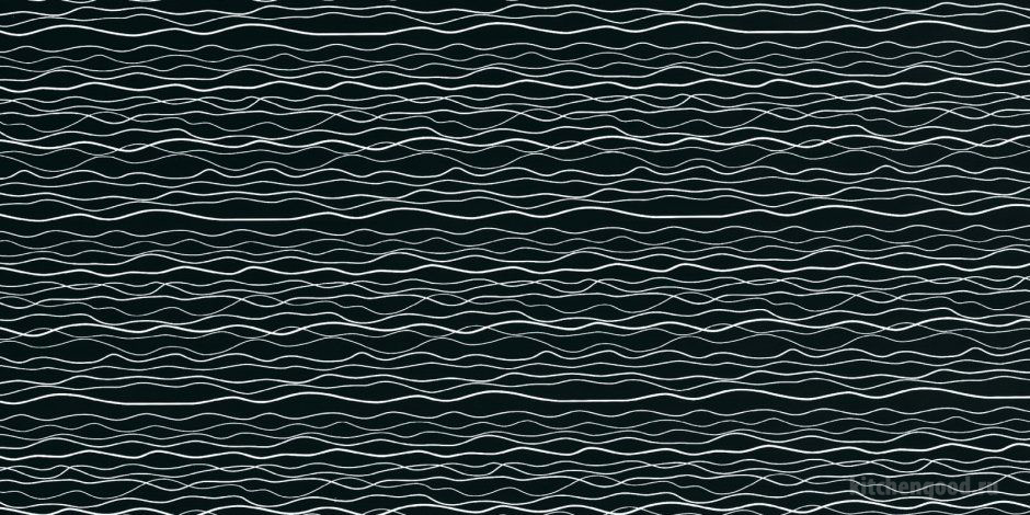 акрил волны черные фото образец