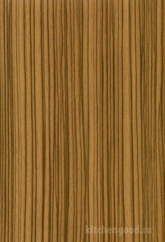 Пленка ПВХ Зебрано материал кухни фасад фото