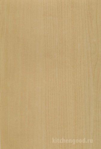 Пленка ПВХ Клен светлый материал кухни фасад фото