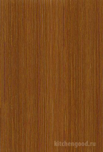 Пленка ПВХ Кокос темный материал кухни фасад фото