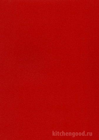 Пленка ПВХ глянец красный кухня фасад фото образец