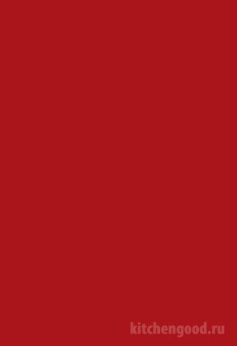 Пленка ПВХ глянец красный ферарри кухня фасад фото образец