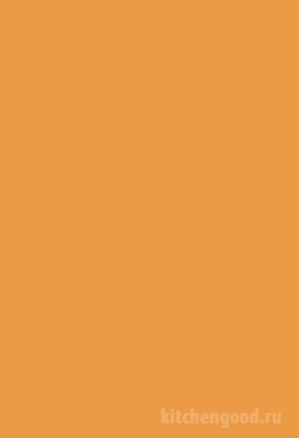 Пленка ПВХ глянец оранжевый глянец кухня фасад фото образец