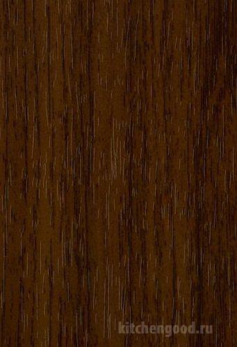Пленка ПВХ Орех лесной материал кухни фасад фото