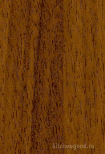 Пленка ПВХ Орех мускатный материал фасад кухни фото