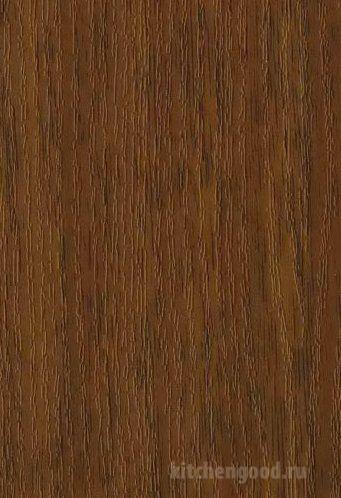 Пленка ПВХ Орех светлый тисненный материалы фасад кухни фото