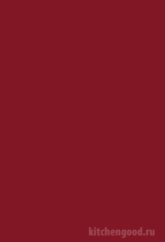 Пленка ПВХ глянец рубин кухня фасад фото образец