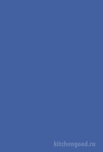 Пленка ПВХ глянец синий кухня фасад фото образец