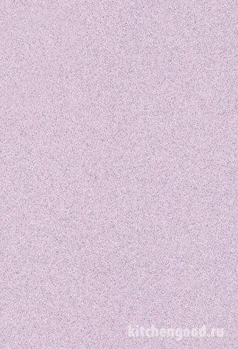 Пленка ПВХ Сирень металлик - фото образец фасада кухни