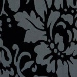 Пленка ПВХ глянец флоренция черная кухня фасад фото образец
