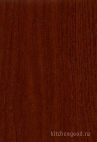 Пленка ПВХ черешня материал кухни фасад фото