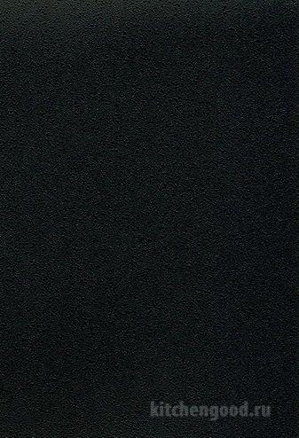 Пленка ПВХ черный крапленый материалы кухни фасад фото