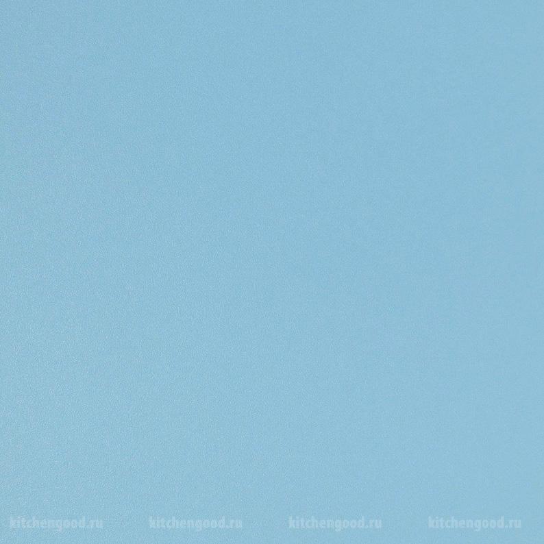 ЛДСП 720 небесно голубая кухонный гарнитур фасад образец