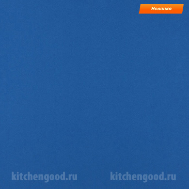 ЛДСП 725 синяя кухонный гарнитур фасад образец