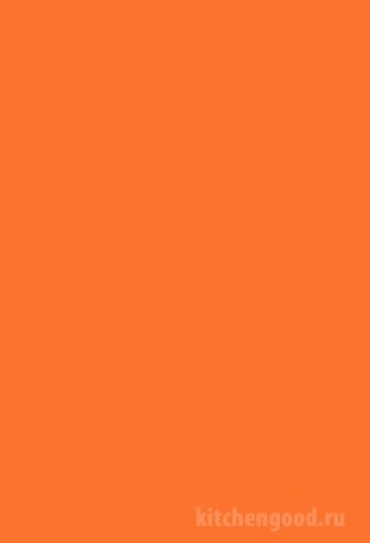 Пленка ПВХ глянец orange кухня фасад фото образец