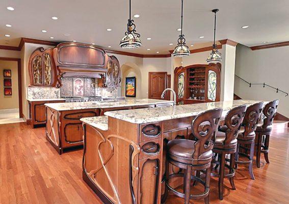 kitchen modern 2