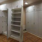Шкаф эмаль белый