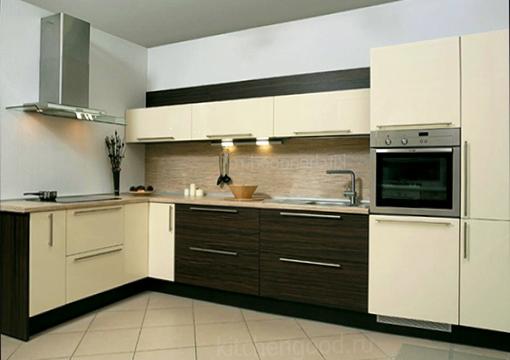 Дешевый кухонный гарнитур эконом ЛДСП арт. 021
