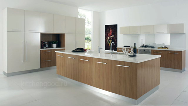 Кухня дешевая ЛДСП арт. 022